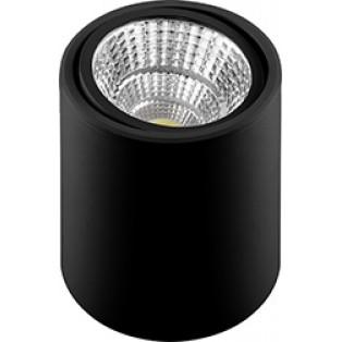 AL516 Светильник 10W, 800lm, 30гр., поворотный, черный