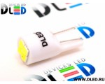 Автомобильная светодиодная лампа Т10-W5W 4 SMD 3030