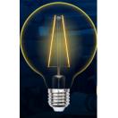 LED-G95-6W/GOLDEN/E27 GLV21GO Лампа светодиодная Vintage.Золотистая колба.Форма