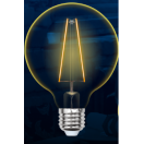 LED-G125-8W/GOLDEN/E27 GLV21GO Лампа светодиодная Vintage.Золотистая колба.Форма
