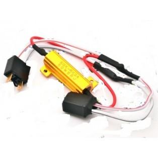 Обманка для светодиодных автомобильных ламп Н7