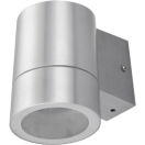 Светильник Ecola 1*GX53 LED 8003A IP65 прозрачный Цилиндр Сатин-хром 114х140х90