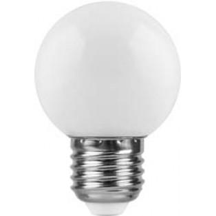 Лампа 1W, E27, 2700K, LB-37