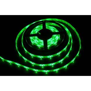 Светодиодная лента LED SMD 5050 7,2 Вт/м 30д/м IP65 Зеленый