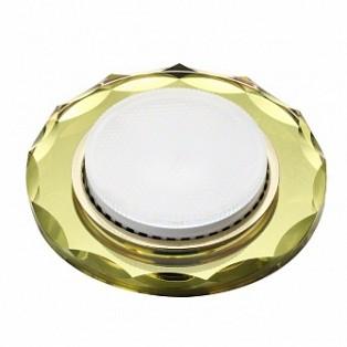 Светильник LBT GX004-6 желтый