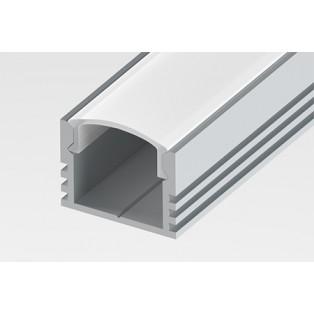 Профиль накладной аллюминиевый LC-LP-1216-2 Anod