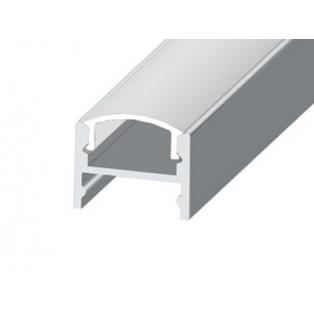 Профиль накладной аллюминиевый LC-LPS-1216-2 Anod