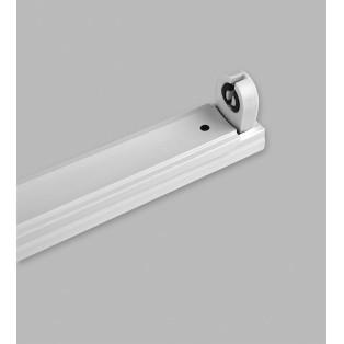 Светильник для LED-ламп Т8, 1230*17*33, AL4001