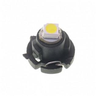 Автомобильная светодиодная лампа Т4,2-SMD3528 1Led 0,1Вт 12V белый