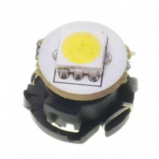 Автомобильная светодиодная лампа Т4,7-SMD5050 1Led 0,24Вт 12V белый