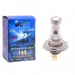 Автомобильная светодиодная лампа Н 4- 6 Epistar НР