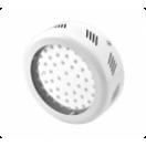 Лампа UFO для освещения растений 50Вт, GL-50W-660