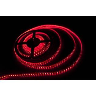 Светодиодная лента LED SMD 3528 9,6 Вт/м 120д/м IP33 Красный