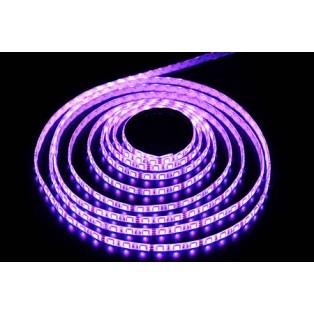 Светодиодная лента LED SMD 5050 15Вт/м 60д/м IP65 RGB/цветная