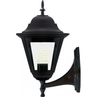 Светильник 4201 садово-парковый 100W, E27 черный
