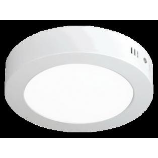 Светильник PCL2-R18050 18W 4000K 1620 Lm круглый