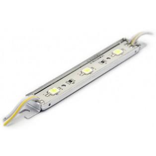 Модуль 3 LED 5050*41Lm 0,8Вт Теплый белый
