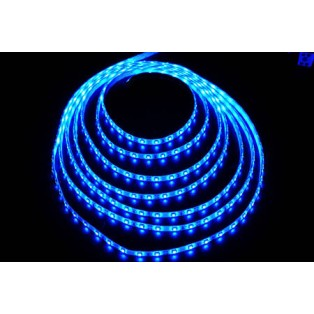 Светодиодная лента LED SMD 3528 4,8 Вт/м 60д/м IP65 Синий