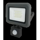 Прожектор PFL-С SMD 20W new Sensor 6500K IP65 (с рамкой)