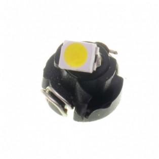 Автомобильная светодиодная лампа Т3-SMD3528 1Led 0,1Вт 12V белый