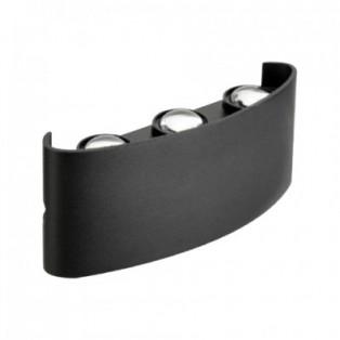 Микроволновый датчик движения (с патроном Е27) 5.8GHz 230V 60W 5m 360° SEN41