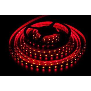 Светодиодная лента LED SMD 5050 15Вт/м 60д/м IP33 Красный