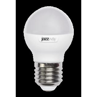 Лампа PLED-SP G45 7W 3000K 530 Lm E27 230/50 Jazzway
