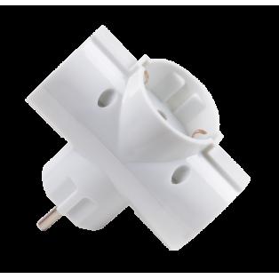 Адаптер разветвитель JaZZway AD-3G-R