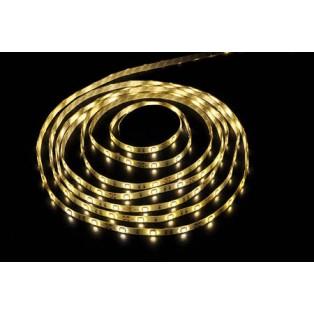Светодиодная лента LED SMD 5050 7,2 Вт/м 30д/м IP65 WW/ТБ