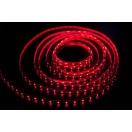 Светодиодная лента LED SMD 3528 4,8 Вт/м 60д/м IP33 Красный