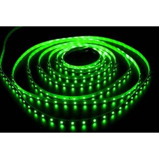 Светодиодная лента LED SMD 3528 4,8 Вт/м 60д/м IP33 Зеленый