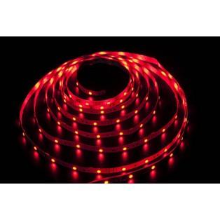 Светодиодная лента LED SMD 5050 7,2 Вт/м 30д/м IP33 Красный