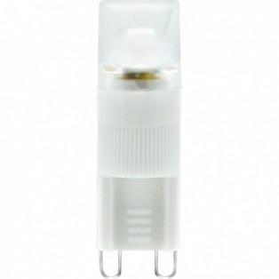 Светодиодная лампа G9-220V-2W-CW(220V, 2W, 200Lm, ХБ)