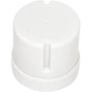 Датчик освещенности-фотоэлемент 25А, белый SEN27