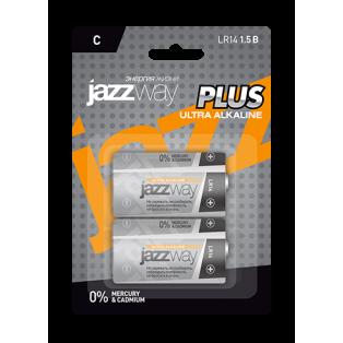 LR14 JaZZway Plus Ultra Alkaline - С