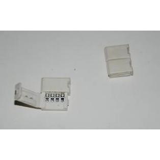 Коннектор LED CN-10мм  (5050 RGB, без провода)