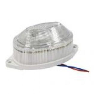 Светильник-вспышка(стробы) 3,5W 230V прозрачный
