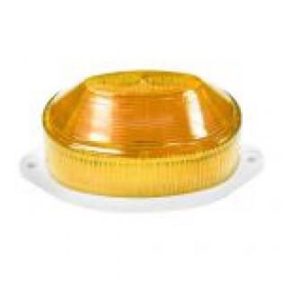 Светильник-вспышка(стробы) 3,5W 230V желтый