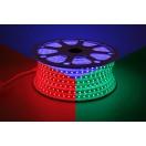 Лента светодиодная IP65, 11W/m(5050), 230V, RGB, LS706