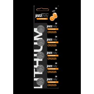 Батарейка CR2025 JaZZway