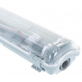 LED-T8 10w/600мм G13 DW Лампа светодиодная с матовым рассеивателем.