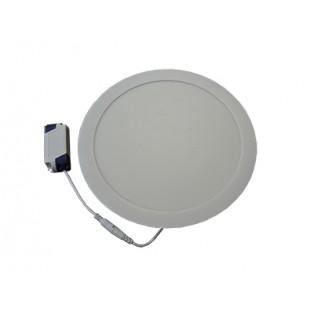 Светильник LED белый круглый 300*300*13 18Вт ХБ