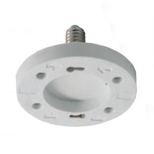 Патрон-переходник для ламп, 230V, Е14-GX53