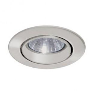 Cветильник потолочный поворотный Белый MR16 DH03 GU5.3 Ecola 25х88