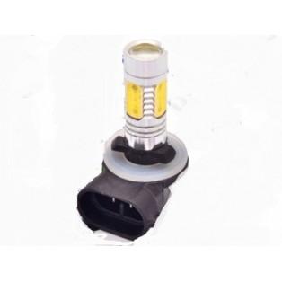 Автомобильная светодиодная лампа Н27-881-НР 5Led(линза) 6,5Вт 12V