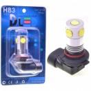 Автомобильная светодиодная лампа НВ3-9005-НР 5Led 5Вт 12V