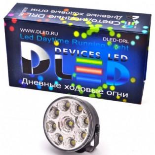 Дневные ходовые огни DRL- 10