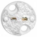 Патрон для галогеновых ламп, 230V,G5.3