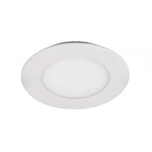 Светильник встраиваемый круг PPL-RPW белый 6W 4000К IP20