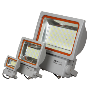 Прожектор светодиодный PFL-SMD- 20W/CW/GR JaZZway